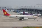 Rsaさんが、関西国際空港で撮影した天津航空 A330-243の航空フォト(写真)