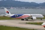 徳兵衛さんが、関西国際空港で撮影したマレーシア航空 A350-941XWBの航空フォト(写真)
