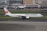 OMAさんが、羽田空港で撮影した日本航空 767-346の航空フォト(写真)
