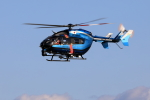 TAKAHIDEさんが、名古屋飛行場で撮影した愛知県警察 BK117C-2の航空フォト(写真)