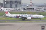 東空さんが、羽田空港で撮影した日本航空 777-246の航空フォト(写真)