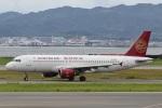 camelliaさんが、関西国際空港で撮影した吉祥航空 A320-214の航空フォト(写真)