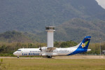 BENKIMAN-ENLさんが、ルアンパバーン国際空港で撮影したラオス国営航空 ATR-72-600の航空フォト(写真)
