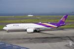 yabyanさんが、中部国際空港で撮影したタイ国際航空 A350-941XWBの航空フォト(写真)