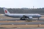 Y-Kenzoさんが、成田国際空港で撮影した中国国際航空 777-2J6の航空フォト(写真)