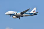 ポン太さんが、スワンナプーム国際空港で撮影したバンコクエアウェイズ A319-132の航空フォト(写真)
