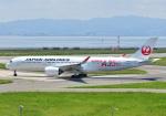 じーく。さんが、関西国際空港で撮影した日本航空 A350-941の航空フォト(飛行機 写真・画像)