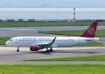 じーく。さんが、関西国際空港で撮影した吉祥航空 A320-214の航空フォト(写真)