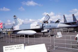 apphgさんが、シンガポール・チャンギ国際空港で撮影したフランス空軍 Mirage 2000の航空フォト(飛行機 写真・画像)