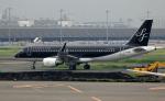 CL&CLさんが、羽田空港で撮影したスターフライヤー A320-214の航空フォト(写真)