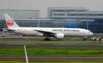 CL&CLさんが、羽田空港で撮影した日本航空 777-246/ERの航空フォト(写真)