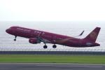 yabyanさんが、中部国際空港で撮影した吉祥航空 A321-211の航空フォト(写真)