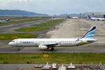we love kixさんが、関西国際空港で撮影したエアプサン A321-131の航空フォト(写真)