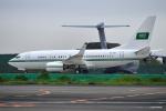 harahara555さんが、羽田空港で撮影したサウジアラビア王室空軍 737-7DP BBJの航空フォト(写真)