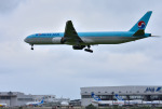 mojioさんが、成田国際空港で撮影した大韓航空 777-3B5の航空フォト(飛行機 写真・画像)