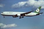 tassさんが、成田国際空港で撮影したエバー航空 767-3T7/ERの航空フォト(飛行機 写真・画像)