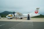 FRTさんが、隠岐空港で撮影した日本エアコミューター ATR-42-600の航空フォト(飛行機 写真・画像)