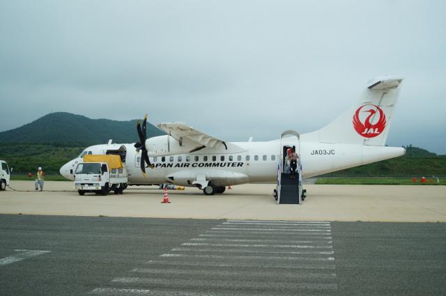 隠岐空港 - Oki  Airport [OKI/RJNO]で撮影された隠岐空港 - Oki  Airport [OKI/RJNO]の航空機写真(フォト・画像)