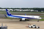 T.Sazenさんが、成田国際空港で撮影した全日空 767-381/ERの航空フォト(写真)