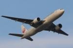 imosaさんが、羽田空港で撮影した日本航空 777-246/ERの航空フォト(写真)