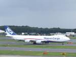 toshi_wanganさんが、成田国際空港で撮影した日本貨物航空 747-8KZF/SCDの航空フォト(写真)