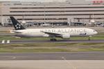 OMAさんが、羽田空港で撮影した全日空 777-281の航空フォト(飛行機 写真・画像)