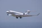 yabyanさんが、中部国際空港で撮影したウィルミントン・トラスト・カンパニー G-V-SP Gulfstream G550の航空フォト(飛行機 写真・画像)