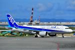 HISAHIさんが、那覇空港で撮影した全日空 A320-271Nの航空フォト(写真)