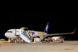 STAR☆FLYさんが、北九州空港で撮影した全日空 767-316F/ERの航空フォト(飛行機 写真・画像)