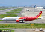 じーく。さんが、関西国際空港で撮影したベトジェットエア A321-271Nの航空フォト(写真)