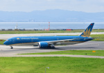 じーく。さんが、関西国際空港で撮影したベトナム航空 787-9の航空フォト(飛行機 写真・画像)