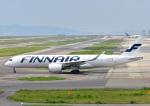 じーく。さんが、関西国際空港で撮影したフィンエアー A350-941の航空フォト(飛行機 写真・画像)