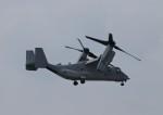 TAOTAOさんが、普天間飛行場で撮影したアメリカ海兵隊 MV-22Bの航空フォト(写真)