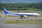 Izumixさんが、新千歳空港で撮影した全日空 A321-211の航空フォト(写真)
