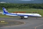 Izumixさんが、新千歳空港で撮影した全日空 A321-272Nの航空フォト(写真)