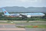 Izumixさんが、新千歳空港で撮影した大韓航空 777-3B5/ERの航空フォト(写真)