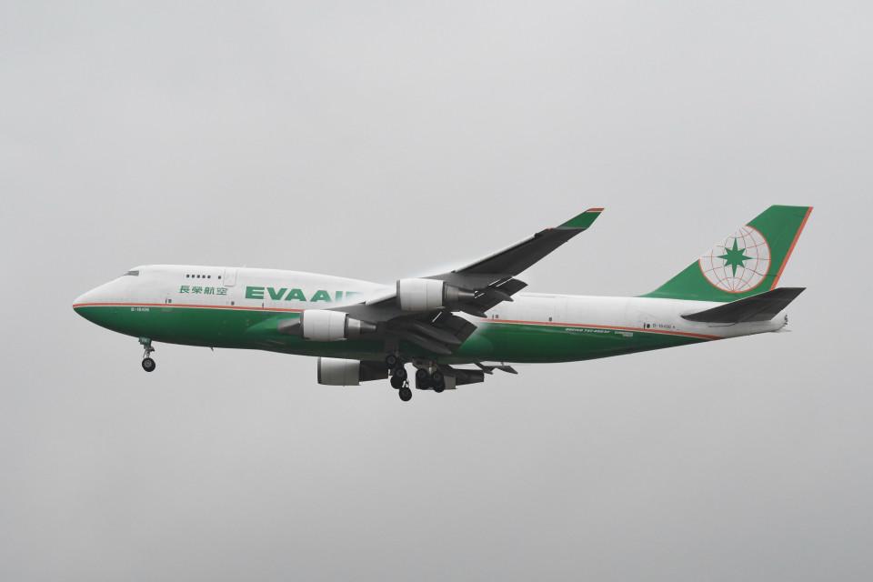 kuro2059さんのエバー航空 Boeing 747-400 (B-16406) 航空フォト