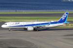 chrisshoさんが、羽田空港で撮影した全日空 A321-272Nの航空フォト(写真)