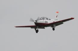 おふろうどさんが、防府北基地で撮影した航空自衛隊 T-7の航空フォト(飛行機 写真・画像)