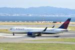 ワイエスさんが、関西国際空港で撮影したデルタ航空 767-3P6/ERの航空フォト(写真)