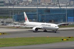鈴鹿@風さんが、羽田空港で撮影した日本航空 777-346/ERの航空フォト(飛行機 写真・画像)