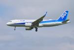 mojioさんが、成田国際空港で撮影した全日空 A320-271Nの航空フォト(写真)
