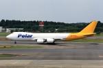 T.Sazenさんが、成田国際空港で撮影したアトラス航空 747-87UF/SCDの航空フォト(写真)