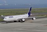 リンリンさんが、中部国際空港で撮影したルフトハンザドイツ航空 A340-313Xの航空フォト(写真)