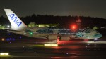 steraziyさんが、成田国際空港で撮影した全日空 A380-841の航空フォト(飛行機 写真・画像)
