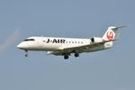 snow_shinさんが、福岡空港で撮影したジェイ・エア CL-600-2B19 Regional Jet CRJ-200ERの航空フォト(飛行機 写真・画像)
