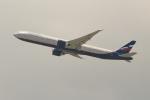 OMAさんが、香港国際空港で撮影したアエロフロート・ロシア航空 777-3M0/ERの航空フォト(写真)