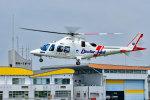 VOXY2005さんが、群馬ヘリポートで撮影した静岡エアコミュータ AW109SP GrandNewの航空フォト(写真)