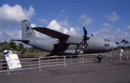 apphgさんが、シンガポール・チャンギ国際空港で撮影したアレーニア・アエルマッキ C-27J Spartanの航空フォト(飛行機 写真・画像)