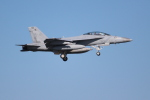 OMAさんが、岩国空港で撮影したアメリカ海軍 F/A-18F Super Hornetの航空フォト(飛行機 写真・画像)